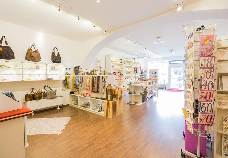 Landchic Über den shop about the