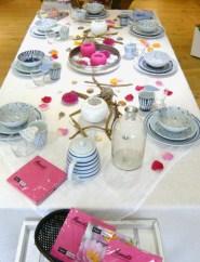 Tisch des Monats Juni