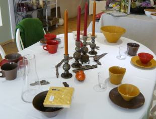 Tisch des Monats September