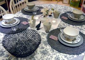 Tisch des Monats Jänner