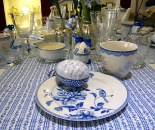 Tisch des Monats Februar