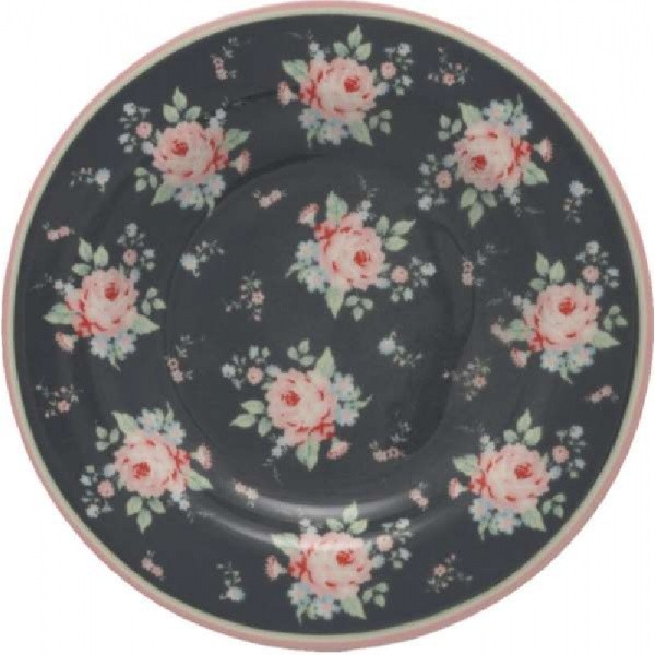 Cake Plate Marley white by Greengate