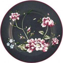 Teller - Dinnerplate - Marley white von Greengate