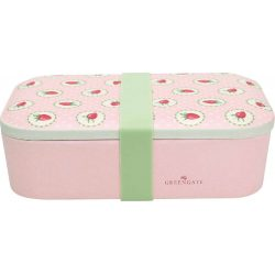Lunch box Lara black by Greengate
