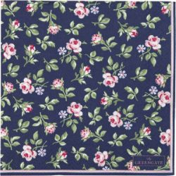 Paper napkin Helena white by Greengate