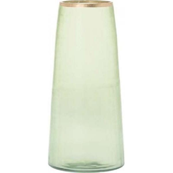 Vase Blair, grün, 26 cm