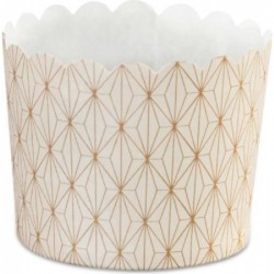 Papier-Backförmchen All You Need Is Cake – 50 Stück