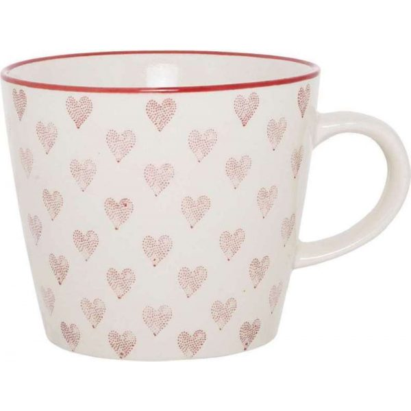Tasse Red Hearts