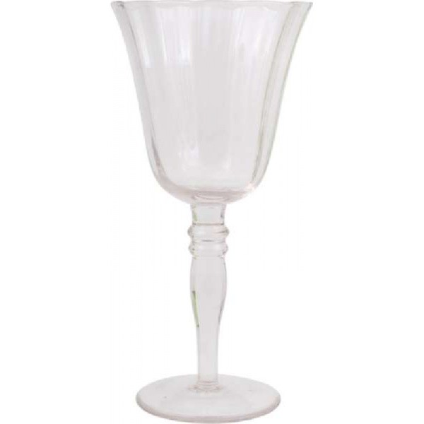 Wine Glass Mineral pink