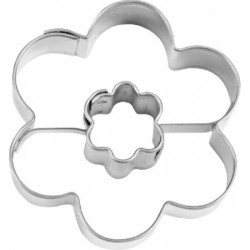 Cookie Cutter Flower