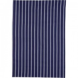 Tea Towel - with green stripes