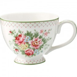 Teetasse - Teacup - Fiona pale pink von Greengate