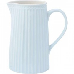 Krug - Pitcher - Alice warm grey von GreenGate