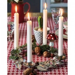 Table Runner Marley petit white by Greengate
