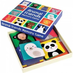 Memory Game Animal Friends