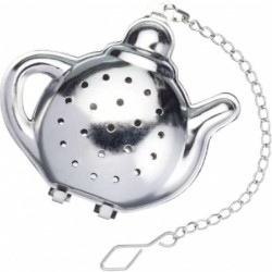 Tea strainer made of stainless steel