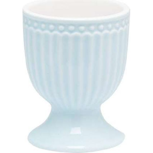 Egg cup Alice pale pinkl by Greengate