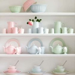 Eierbecher Alice pale pink von Greengate