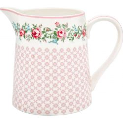 Jug - Adele black by GreenGate