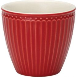Latte cup Alice warm grey Greengate