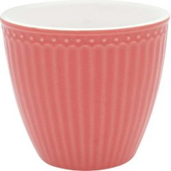 Tasse - Latte cup - Alice red von Greengate