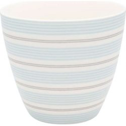 Latte cup Sari white by Greengate
