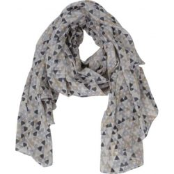Schal - Scarf - Iris, light pink