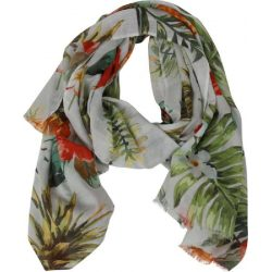 Scarf Iris, light pink