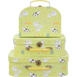 Case Farmyard Friends, medium