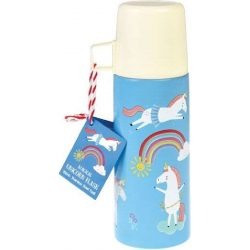 Thermos bottle Lily petit white by GreenGate