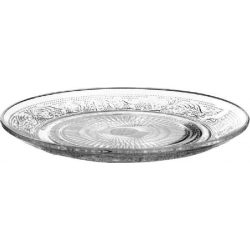 Glass dish, small