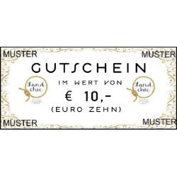 Coupon Euro 50,--