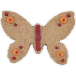 Cookie Cutter Butterfly, 3 cm