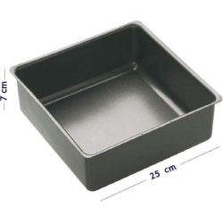 Non-Stick Raised Flan Tin