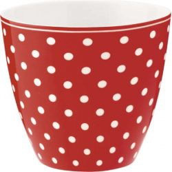 Latte cup Mila white by Greengate