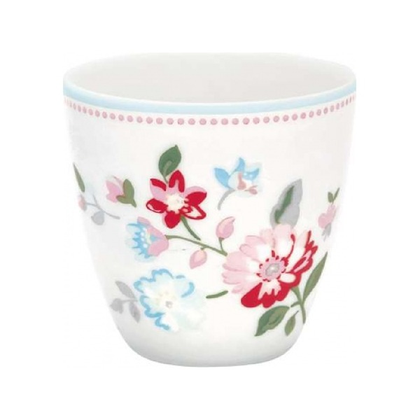 Mini Tasse - Mini Latte cup - Penny grey von Greengate