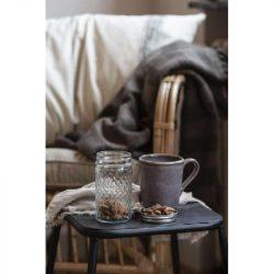 Aufbewahrungsglas mit Holzdeckel, 2350 ml