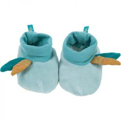 Baby shoes Elephant