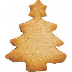 Cookie Cutter Christmas tree