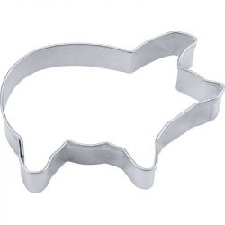 Cookie cutter with stamp Carrot