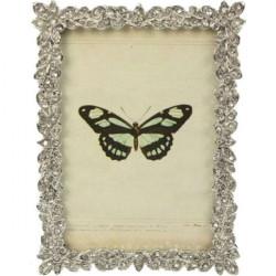 Picture frame rhinestone / pearl