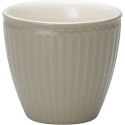 Latte cup Alice red by Greengate