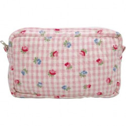 Cosmetic bag, Clementine white by Greengate