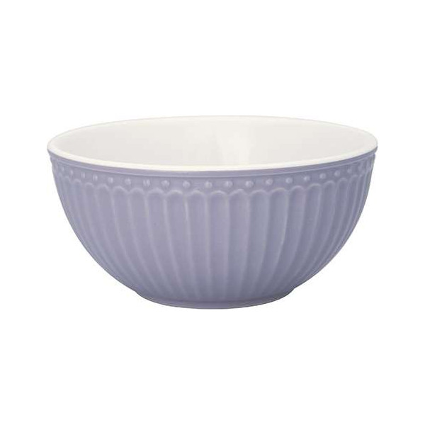 Schale - Cereal bowl - Alice honey mustard von Greengate