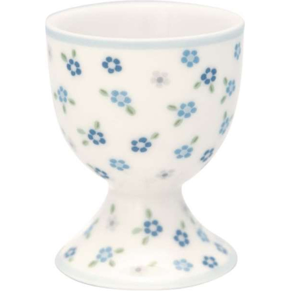 Egg cup Eja white by Greengate