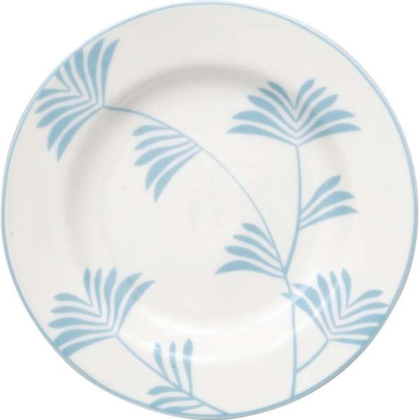 Small Plate Ellise white by Greengate