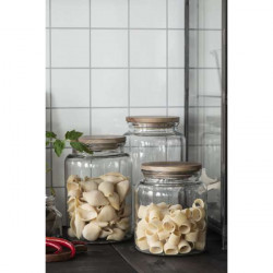 Glass Storage Jar - 1900ml