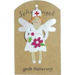 """Schutzengel """"Für Schulanfängerinnen"""""""