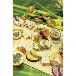 Pastry and terrine mould, Half-round