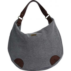Tasche - Shoulder bag - Trinity grey